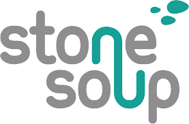 logo of social impact organization stonesoup consulting