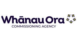 logo of social impact organization Whanau Ora Commissioning Agency New Zealand